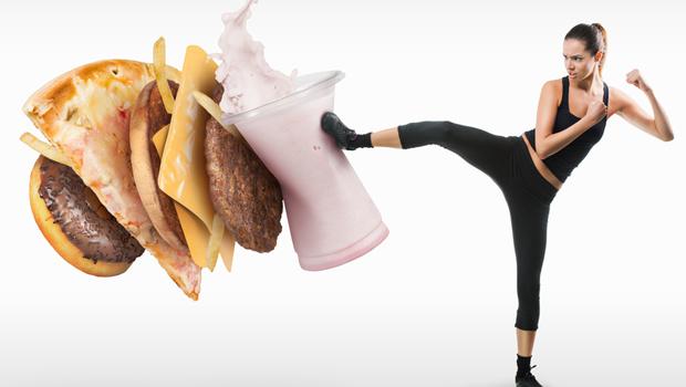 deporte sin dieta