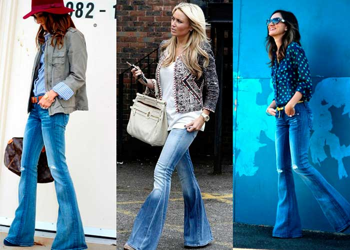 flared-jeans